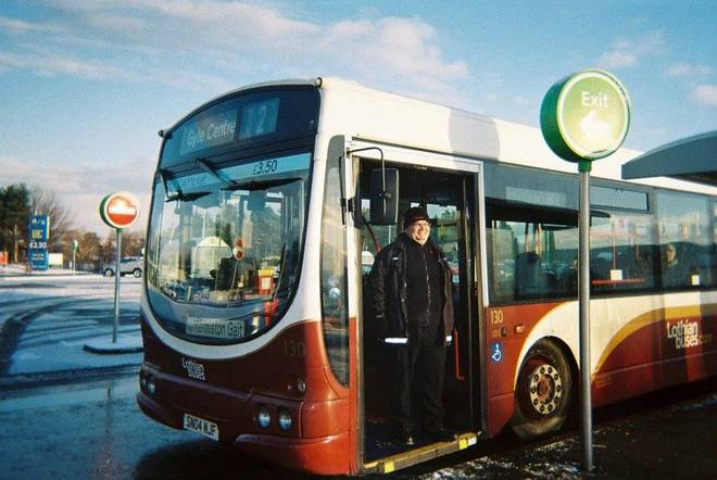 Some random bus driver