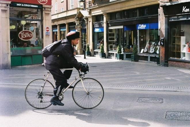 Cyclists of Cambridge 2