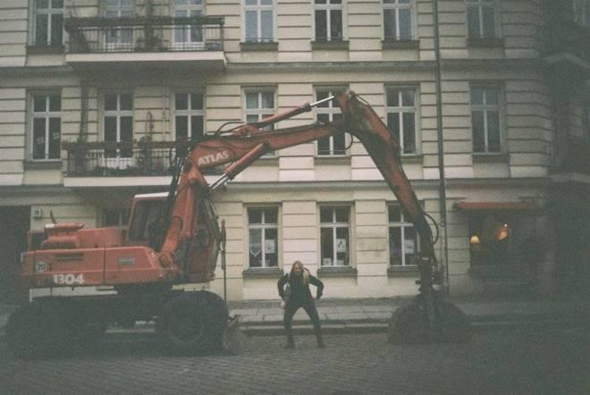 Sredzkistrasse