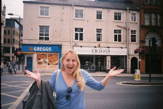 Greggs and Craggs!