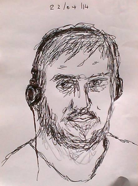 #73 Headphones