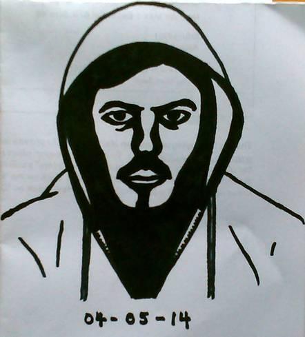 #85 Hoodie / Jesus