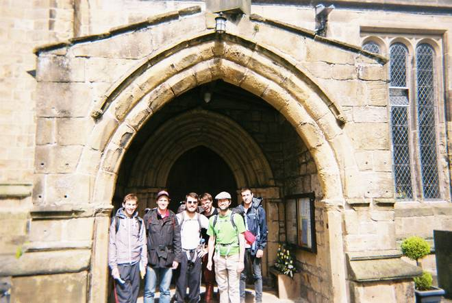 Day one: Ashover