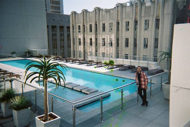 Rooftop luxury