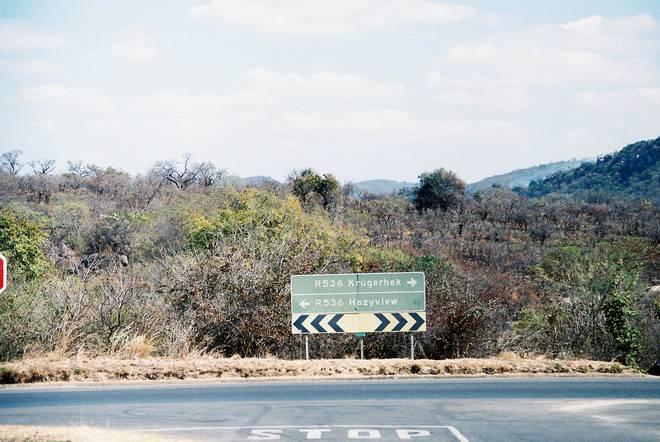 Driving to Kruger Park
